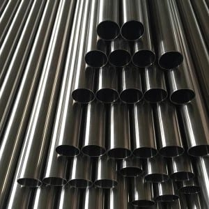 High Quality Stainless Seamless Straight Tubing -