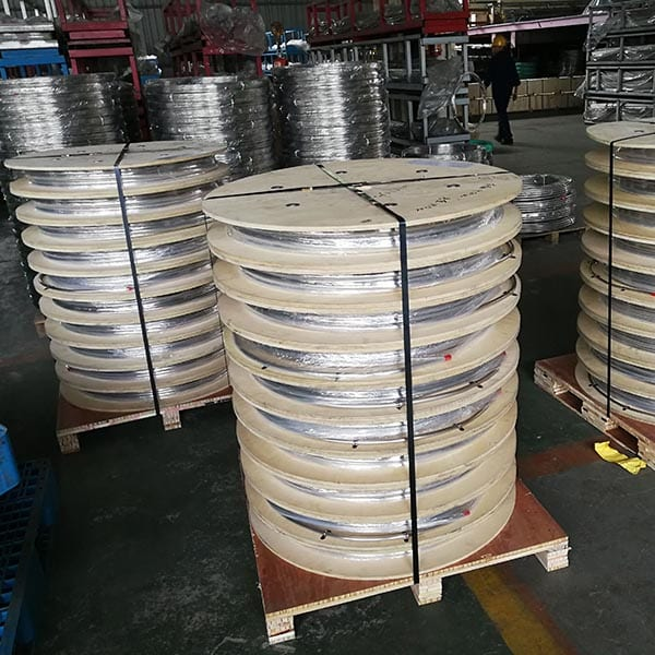 Rapid Delivery for Stainless Steel Coil Tubing Tp316l -