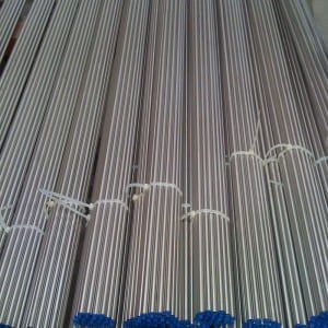 China Gold Supplier for Sus 304 Stainless Steel Pipe -