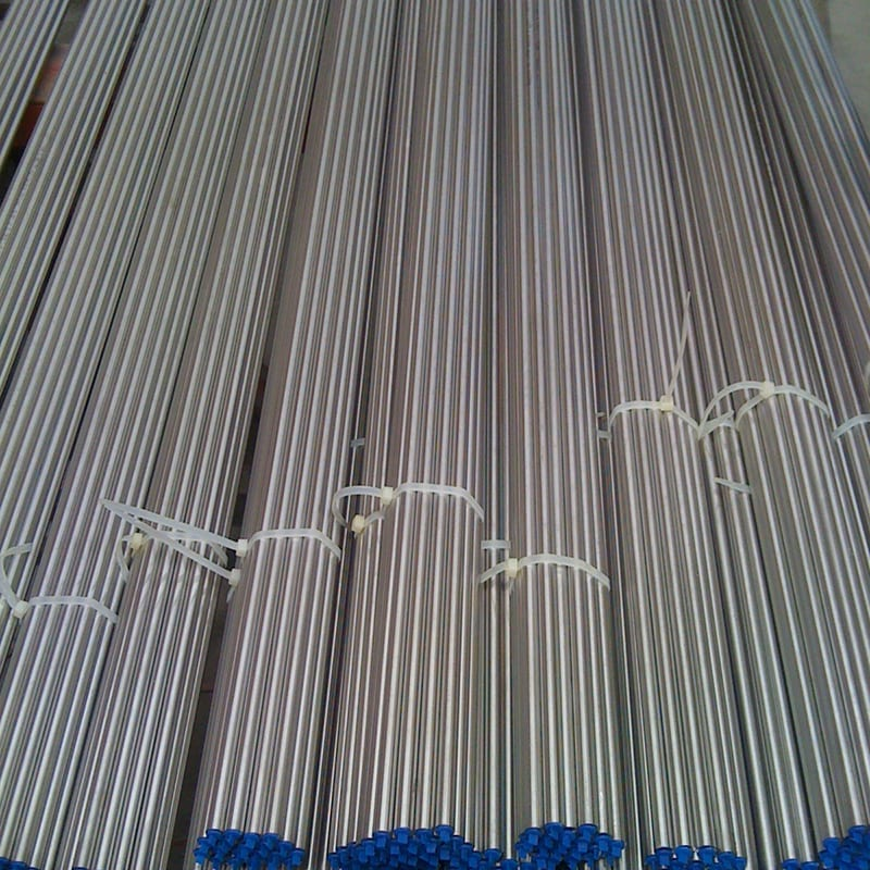 Factory making Thin Wall Steel Tubing -