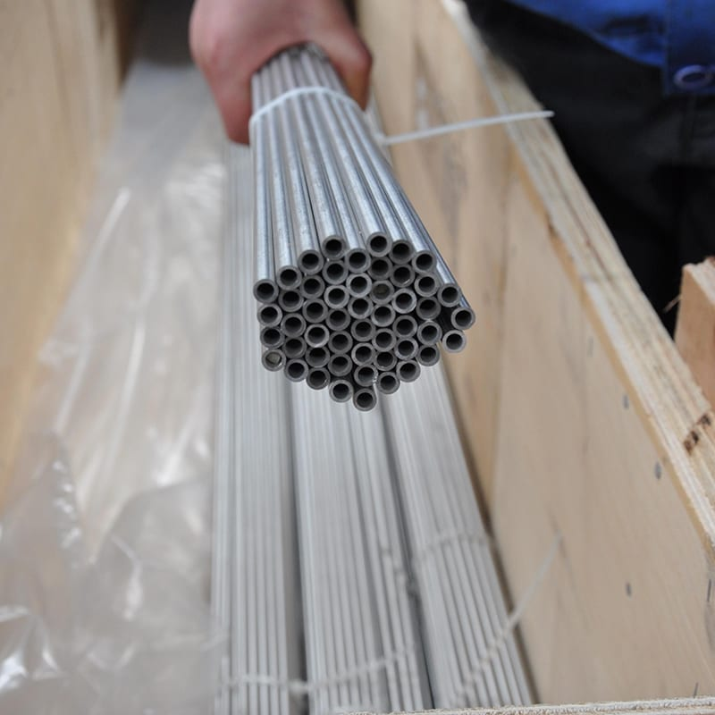 One of Hottest for Tp304 316 Stainless Steel Tube -