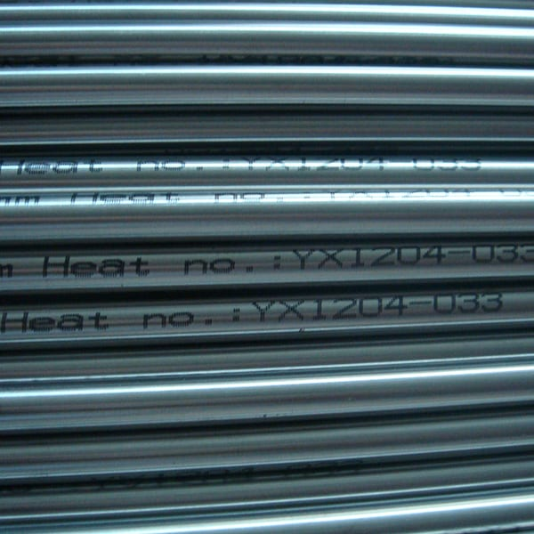 High reputation Swaged Tubing -