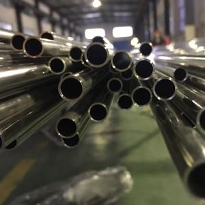 Stainless bright annealed seamless tube
