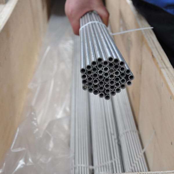 Low MOQ for Ba Precision Seamless Pipe Tube -
